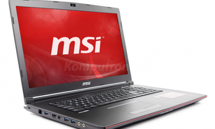 MSI GP72 7RD(Leopard)-406PL - 500GB M.2 + 1TB HDD