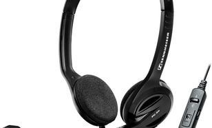 Sennheiser Communications SENNHEISER PC 36 CALL CONTROL Multimedialny zestaw słuchawkowy dla aplikacji VoIP