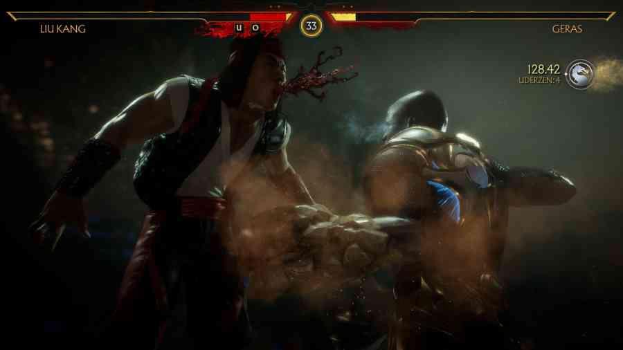 Mortal Kombat 11 - Ciosy specjalne są w 30 klatkach
