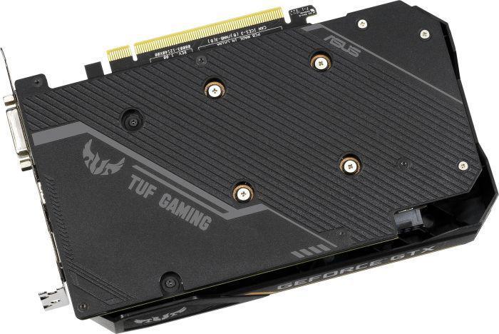 Asus GTX 1660 Ti TUF GAMING OC 6GB (TUF-GTX1660TI-O6G-GAMING)