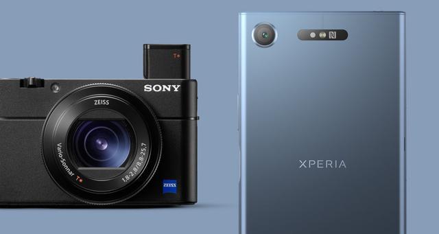 Xperia XZ1 zaskakuje jakością aparatów