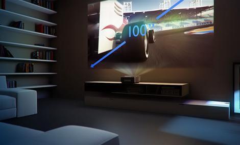 Dwa ostatnie mecze Mundialu na 100 calach, dzięki projektorowi Philips Screeneo