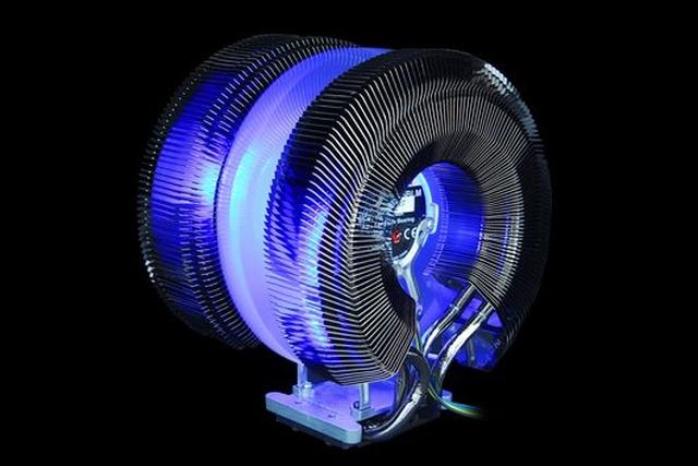 ZALMAN CNPS9900DF – cooler, który odprowadzi nawet 300 W energii cieplnej