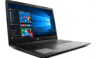 DELL Inspiron 17 3781-5074 - czarny - 240GB SSD | 12GB