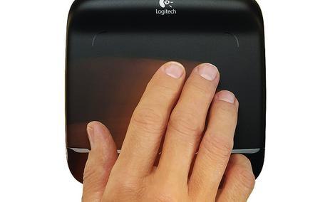 Logitech Wireless Touchpad - touchpad usprawniający korzystanie z komputera