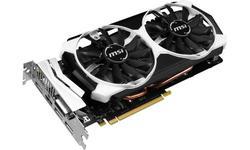 MSI GeForce CUDA GTX960 OC 2GB