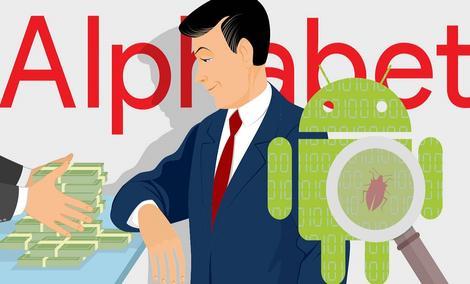 Google Szczodrze Płaci za Odnajdywanie Luk w Androidzie!