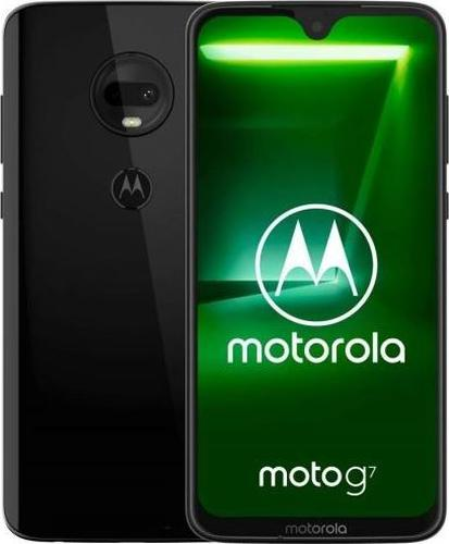 Motorola Moto G7 Dual Sim 4/64GB Czarny-PADY0007PL