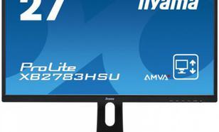 IIYAMA 27'' XB2783HSU-B1DP DisplayPort, USB, Pivot, i