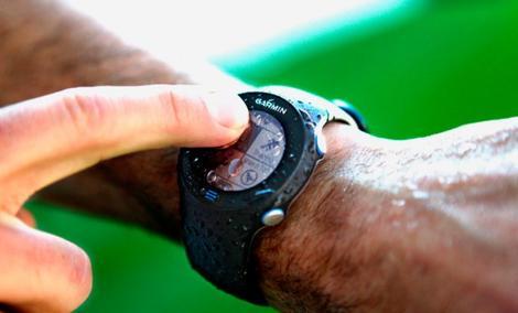 Zegarek dla biegaczy - Forerunner 610