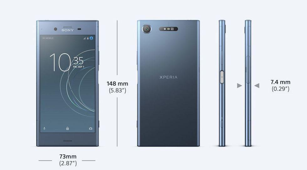 Sony Xperia XZ1 jako prezent dla taty