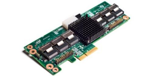Intel RES2SV240 expander do kontrolerów 4xSAS