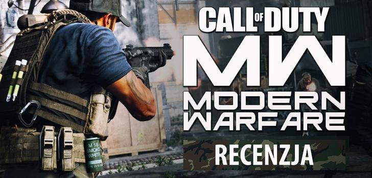 Recenzja Call of Duty: Modern Warfare - Powiew Świeżości!