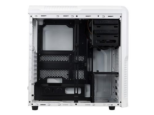 Zalman Obudowa Z3 PLUS USB 3.0 WHITE (z oknem)