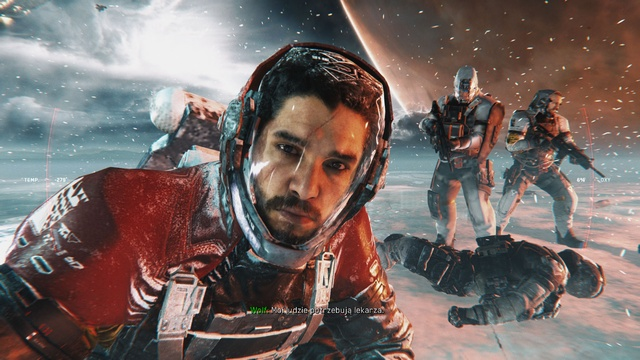 Call of Duty: Infinite Warfare - Admirał Kotch