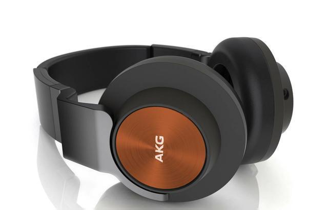 AKG K545 - słuchawki z najwyższej półki