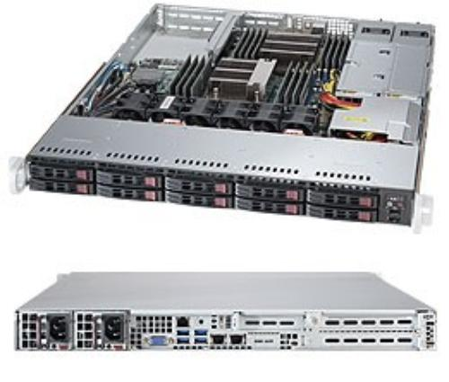 Supermicro SuperSrv 1028R-WC1R(T) SYS-1028R-WC1R(T)