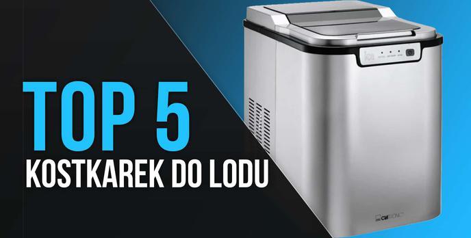 TOP 5 Kostkarek do Lodu - Czas na Orzeźwiające Napoje!