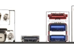 Asrock H81M-ITX S1150 H81 2DDR3 USB3/GLAN mITX