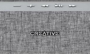 Creative Labs Nuno szary głośnik