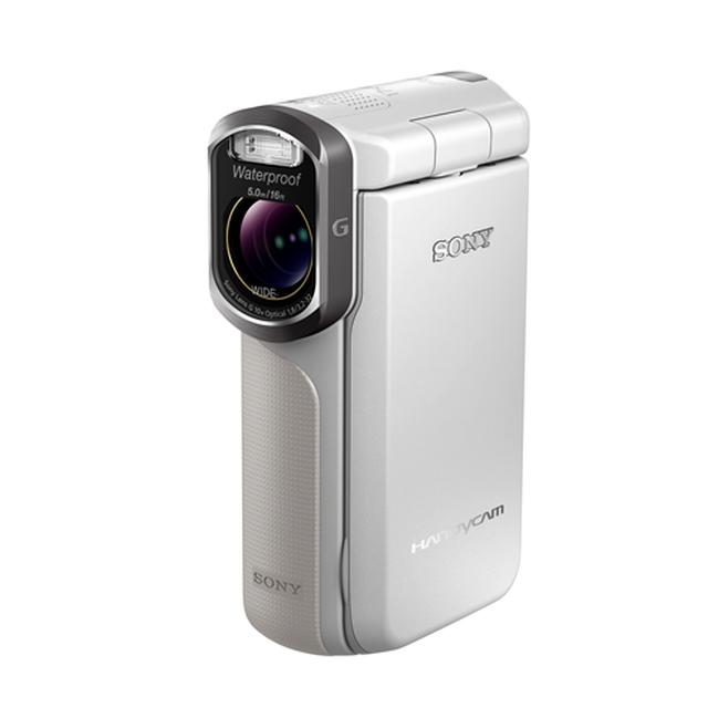 Sony wprowadza pierwszą wodoodporną kamerę Handycam