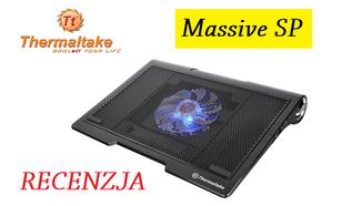 Thermaltake Massive SP - schłodź komputer i ciesz się mocnym dźwiękiem!