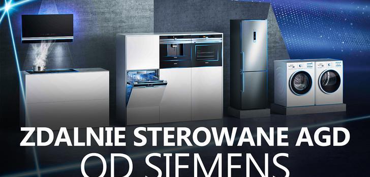 Ugotuj Obiad z Biura - Siemens Home Connect!