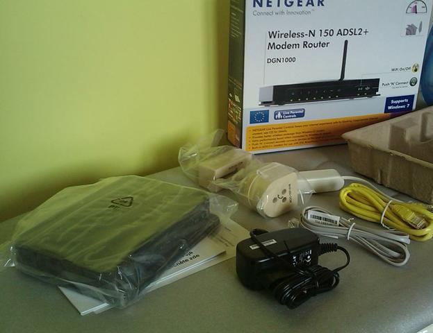 NETGEAR DGN1000