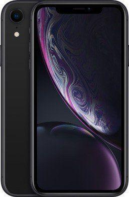 Apple iPhone XR 64GB Czarny (MRY42)