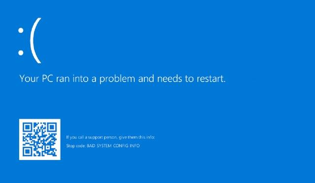 Kolejna kłopotliwa aktualizacja Windows 10