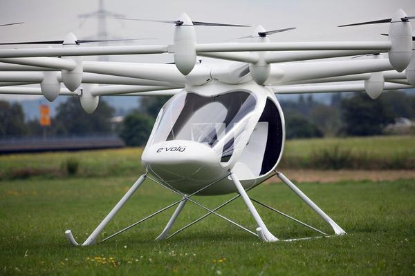 Volvocopter