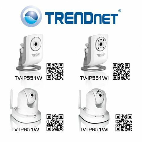 trendnet kamery IP
