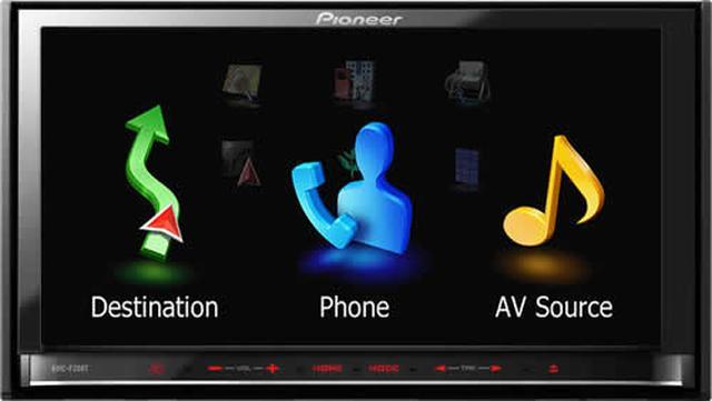Pioneer NavGate 2010 – najnowsze nawigacje samochodowe