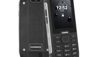 myPhone Hammer 4 (srebrny)