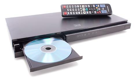 Samsung BD-D5500 - odtwarzacz Blu-ray z obsługą technologii 3D