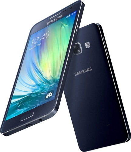 Samsung GALAXY A3 Czarny (SM-A300FZKUXEO)