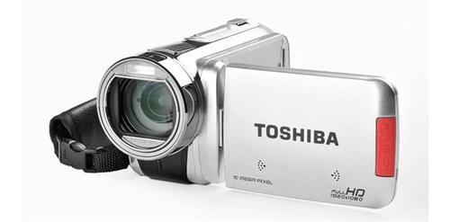 Toshiba Camileo X100 CE silver