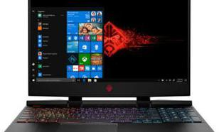 "HP OMEN 15,6"" Intel® Core™ i7 -8 GB RAM- 512SSD + GTX1660 Grafika -"