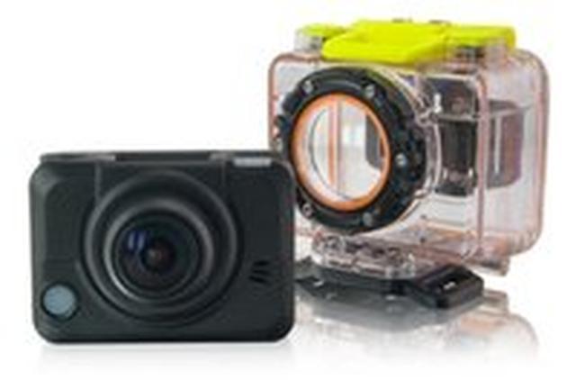 PRAKTICA SC 1 - solidna, sportowa kamera
