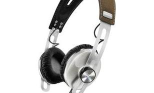 Sennheiser MOMENTUM On-Ear M2 OEG (srebrny)