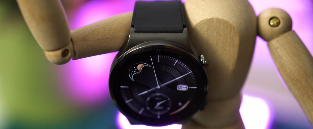 Huawei Watch GT 2 Pro ma koronki, które służą wyłącznie jako przyciski
