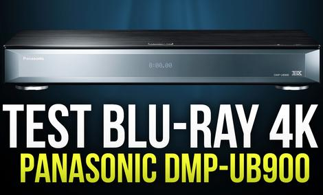 Test Odtwarzacza Blu-ray Ultra HD Panasonic DMP-UB900