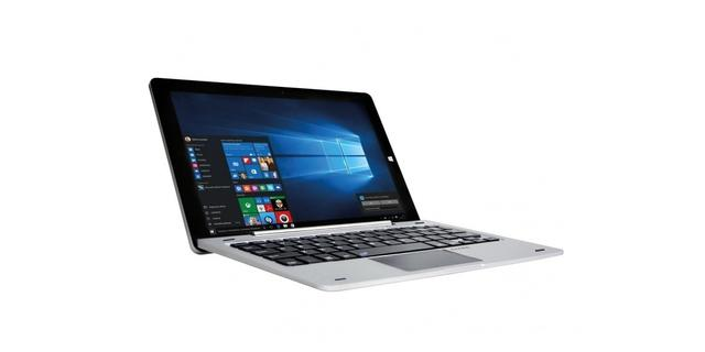 2 w 1 - Laptop i tablet Kiano