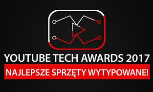 YouTube Tech Awards 2017 - Zwycięzcy 1. Edycji Wytypowani!