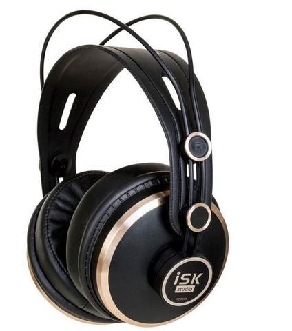 wysokiej jakości słuchawki ISK HD9999