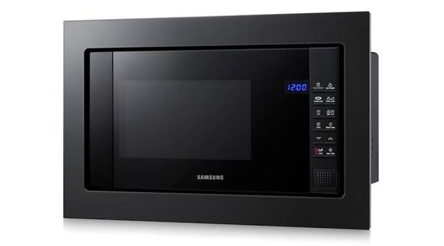 kuchenka mikrofalowa do zabudowy firmy Samsung