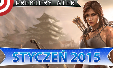 Najlepsze Premiery Gier Stycznia 2016 - Rise of the Tomb Raider, Resident Evil Zero HD, Bombshel