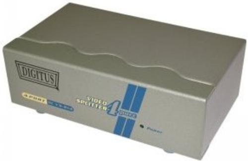SPLITTER ELEKTRONICZNY 1xPC->8xVGA, 300MHz