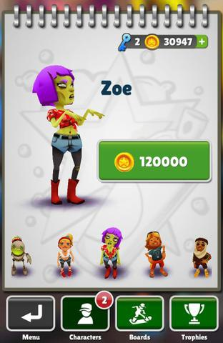 Subway Surfers fot6