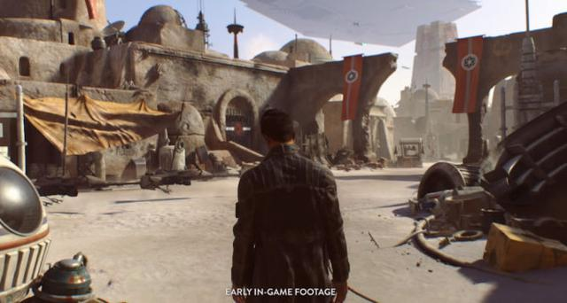 EA Star Wars Visceral Games